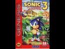 Sonic The Hedgehog 3 Прохождение (Sega)