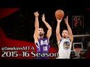Omri Casspi vs Stephen Curry NASTY Shootout Duel 2015.12.28 - 59 Pts, 15 Threes Combined!