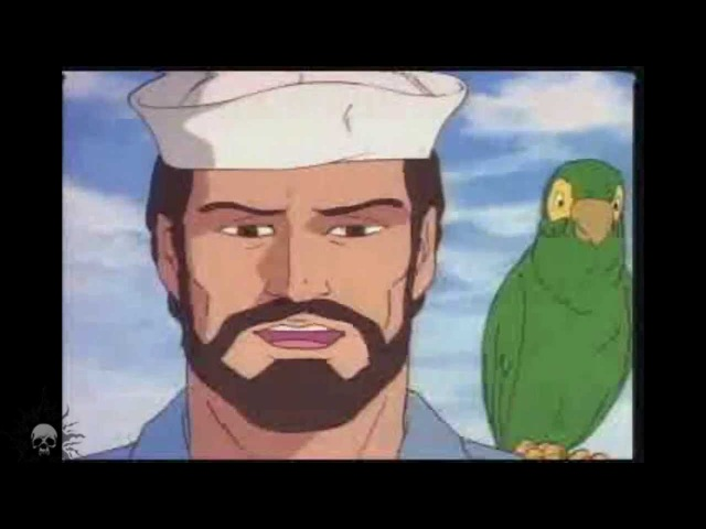 GI Joe Бросок кобры - ненормативный маразм (Death Mask TV)