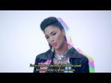 клип Nicole Scherzinger - Boomerang (перевод на экране