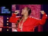 Queen Latifah's Rock the Bells vs. Marlon Wayan's Stay With Me  Lip Sync Battle