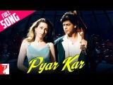 Pyar Kar - Full Song Dil To Pagal Hai Shah Rukh Khan Madhuri Dixit Karisma Lata Udit