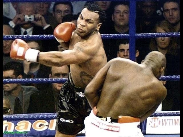 Бокс. Майк Тайсон v Джулиус Френсис.(комментирует Гендлин) Mike Tyson vs Julius Francis