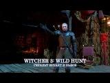 Witcher 3: Wild Hunt Геральт играет в пьесе