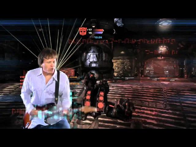 Stan Bush: Heat of the Battle (Official Music Video)