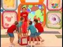 Прыг скок команда - Зарядка для малышей Транспорт