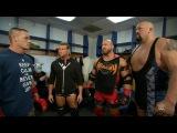 Team Cena backstage [Survivor Series 2014]