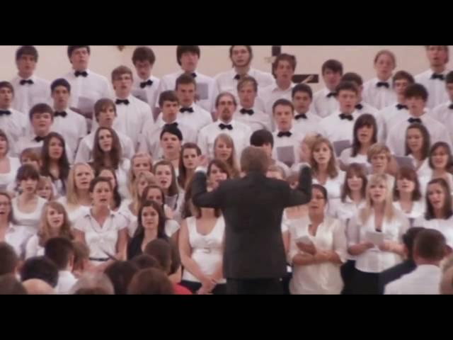 Ich bete an die Macht der Liebe, D. Bortniansky, Satz: Manfred Bühler - ASG Chor