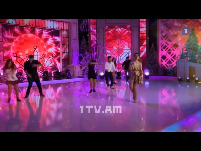 Silva Hakobyan - Kamac-Kamac New Year 2015 Armenian Public Television