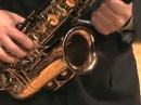 One-handed (toggle-key) saxophone by Stelling Brass Winds