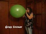 Gosy looner b2p 16 unique balloon!