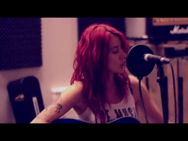 Skillet - Awake and Alive (Acoustic cover by Sandra Szabo)