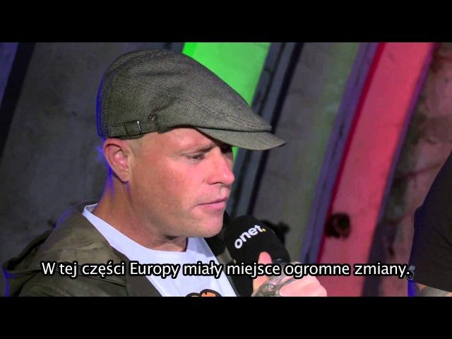 Open'er 2015 - The Prodigy - wywiad