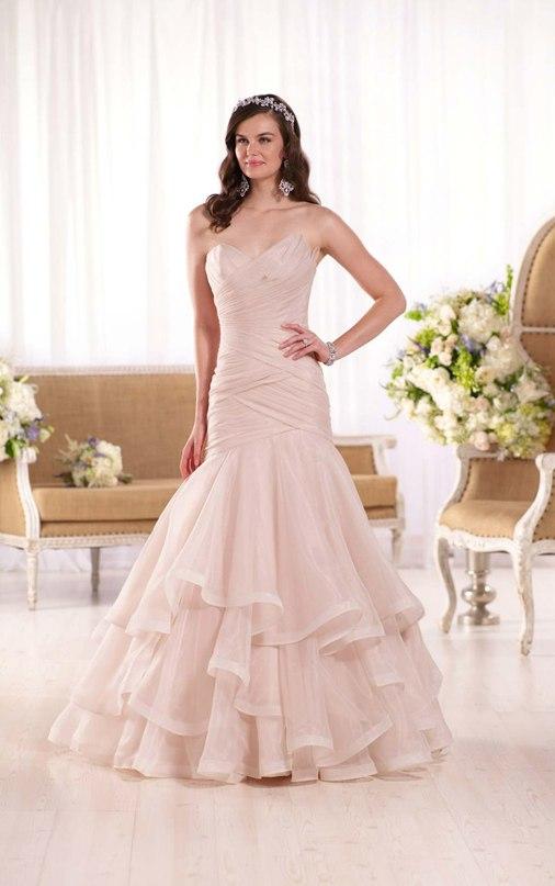 2wZUKm NGwY - Свадебное платье: коллекция 2016 Essense