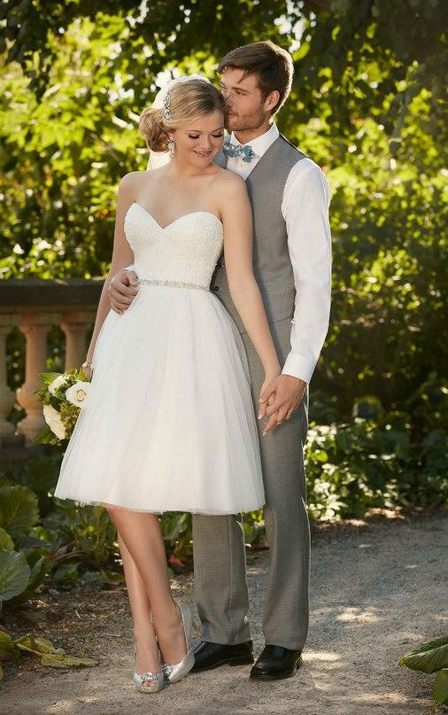 uqVPg Lucmw - Свадебное платье: коллекция 2016 Essense