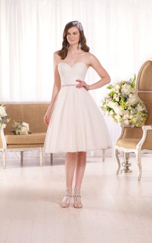 n4oIn1PL71U - Свадебное платье: коллекция 2016 Essense