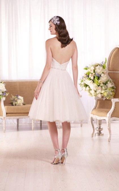 7YQLd5M9EjQ - Свадебное платье: коллекция 2016 Essense