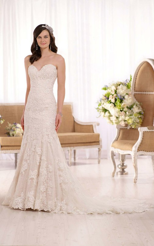 TJNWmIgAstQ - Свадебное платье: коллекция 2016 Essense