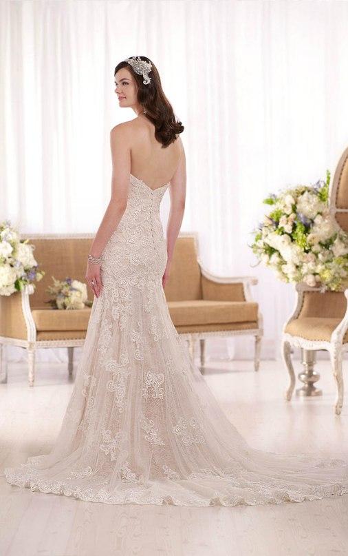 48nFjNlscoQ - Свадебное платье: коллекция 2016 Essense