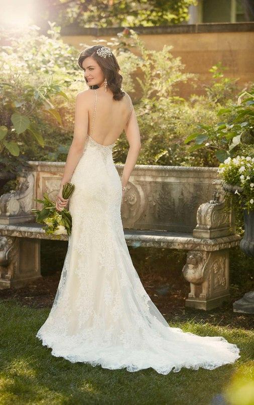 zrr3tQAqcQ - Свадебное платье: коллекция 2016 Essense