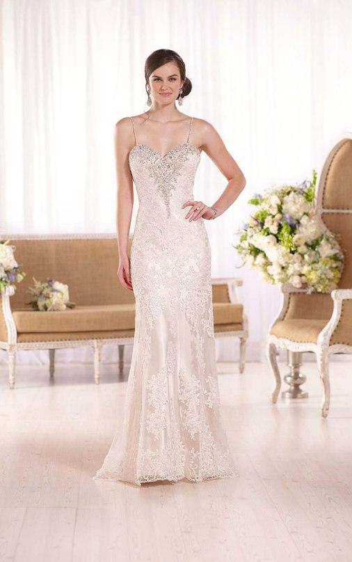 BbUY6C3dB3o - Свадебное платье: коллекция 2016 Essense