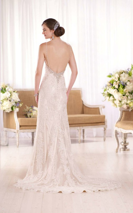 SjtF9820R5c - Свадебное платье: коллекция 2016 Essense