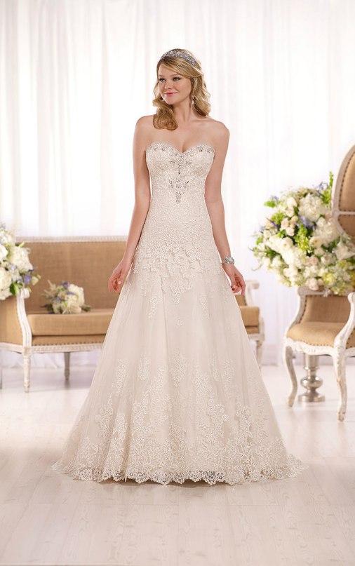 F4uP44mL8Vw - Свадебное платье: коллекция 2016 Essense