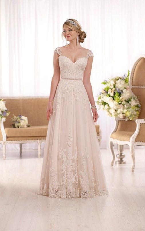 sSUewTVkKs8 - Свадебное платье: коллекция 2016 Essense