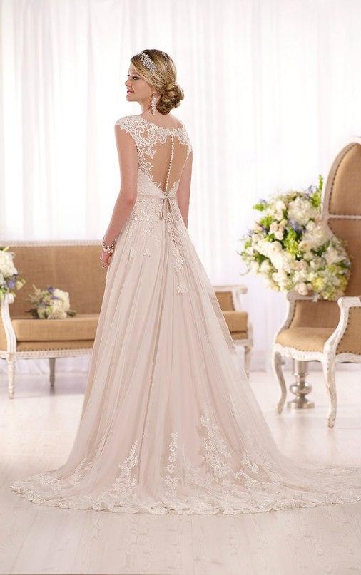 lH 5EnErIx4 - Свадебное платье: коллекция 2016 Essense