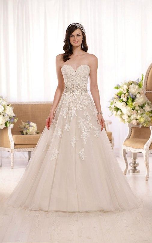 LtiDJgxx 4 - Свадебное платье: коллекция 2016 Essense