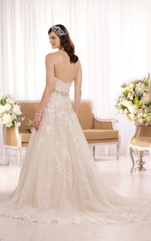5CBh51SqyO4 - Свадебное платье: коллекция 2016 Essense