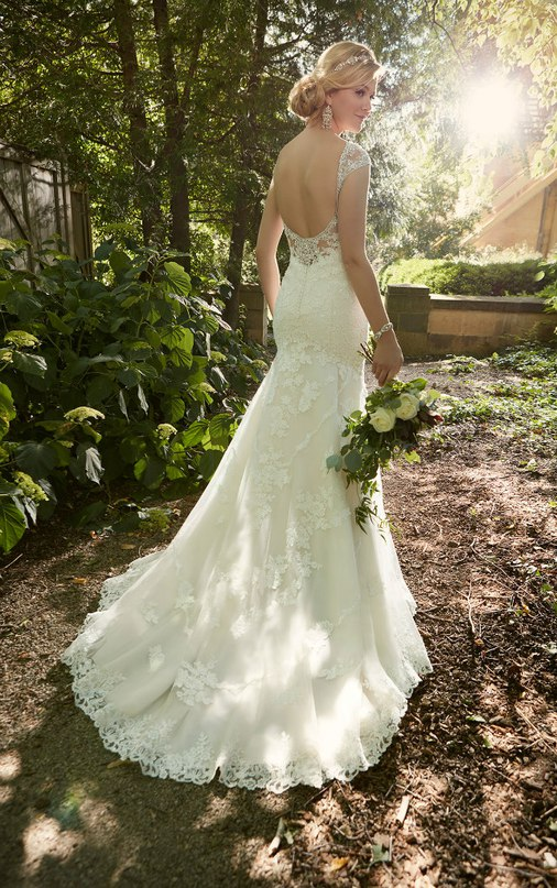 onoOrmcma20 - Свадебное платье: коллекция 2016 Essense