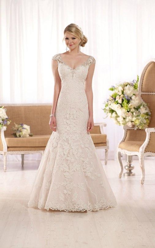pk2Q2yFvS I - Свадебное платье: коллекция 2016 Essense