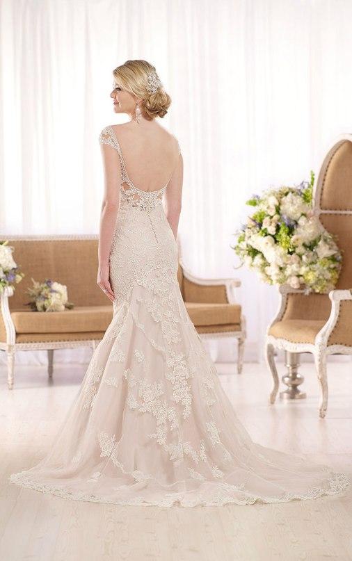 BXH 1OnlST8 - Свадебное платье: коллекция 2016 Essense