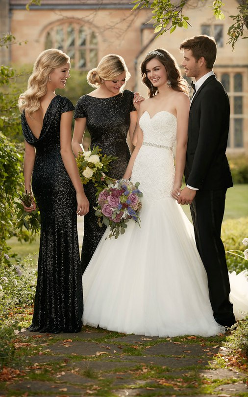 lN9 Pc  9pk - Свадебное платье: коллекция 2016 Essense