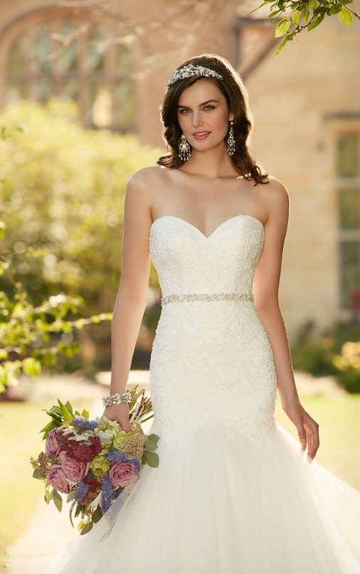 L7SGBy8sr4 - Свадебное платье: коллекция 2016 Essense