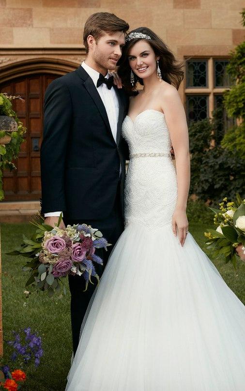 N6ezCRqdoO4 - Свадебное платье: коллекция 2016 Essense