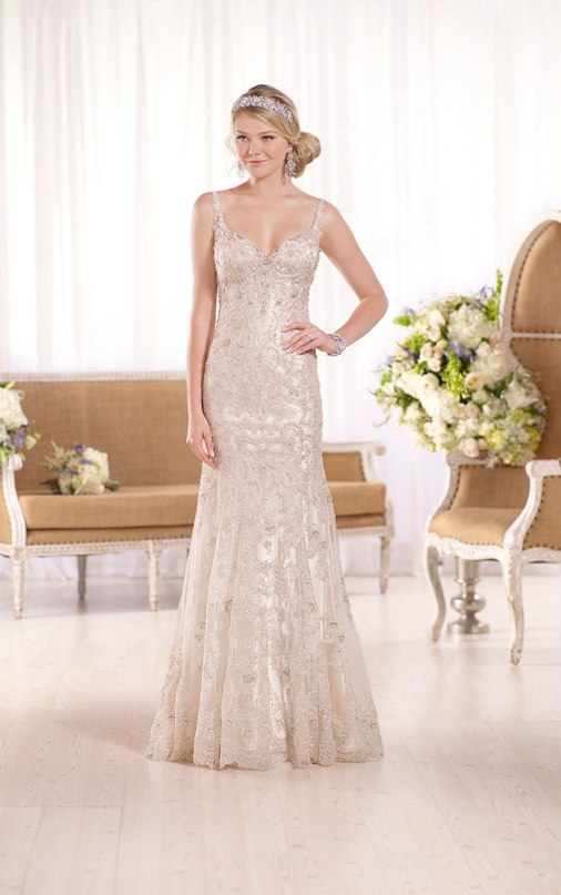 zbfgYkw8cW4 - Свадебное платье: коллекция 2016 Essense
