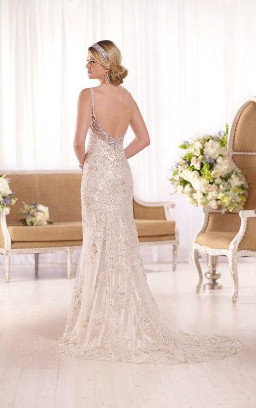 PraoqJQN9qc - Свадебное платье: коллекция 2016 Essense