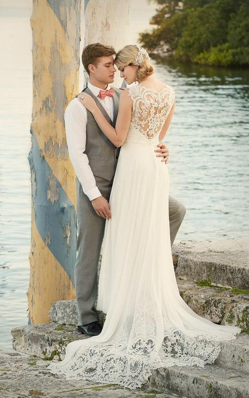 iD1wQoC7uQ - Свадебное платье: коллекция 2016 Essense