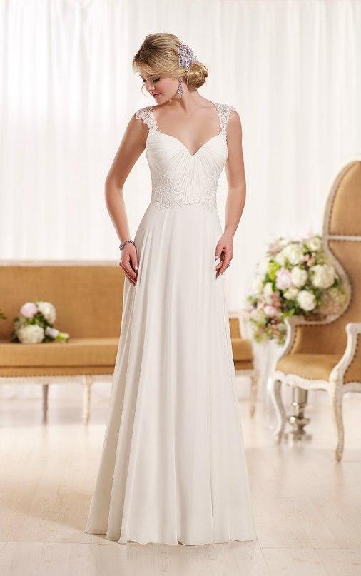 4u9Zaf a0pA - Свадебное платье: коллекция 2016 Essense