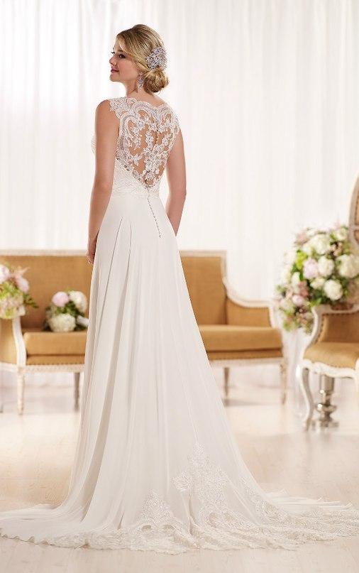 Xbi 96G94aw - Свадебное платье: коллекция 2016 Essense