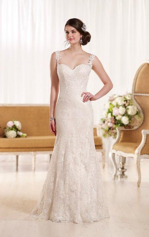 qW1KIaX40v4 - Свадебное платье: коллекция 2016 Essense