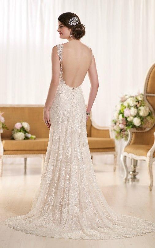 T3YBj  h Ok - Свадебное платье: коллекция 2016 Essense