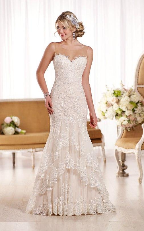 AhxhlAbQi48 - Свадебное платье: коллекция 2016 Essense