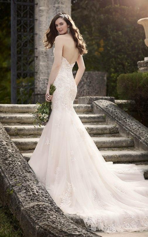 q WK TmbRyE - Свадебное платье: коллекция 2016 Essense