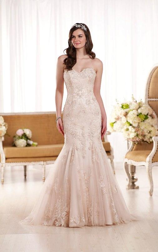 PuvnVEcKoOE - Свадебное платье: коллекция 2016 Essense