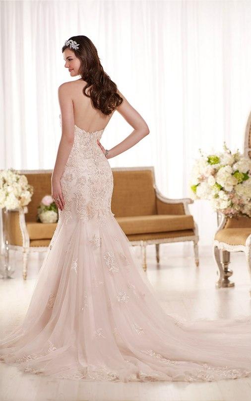 6kMJgNq0Pk - Свадебное платье: коллекция 2016 Essense