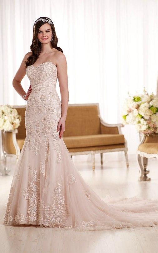 69fGG2xnJug - Свадебное платье: коллекция 2016 Essense