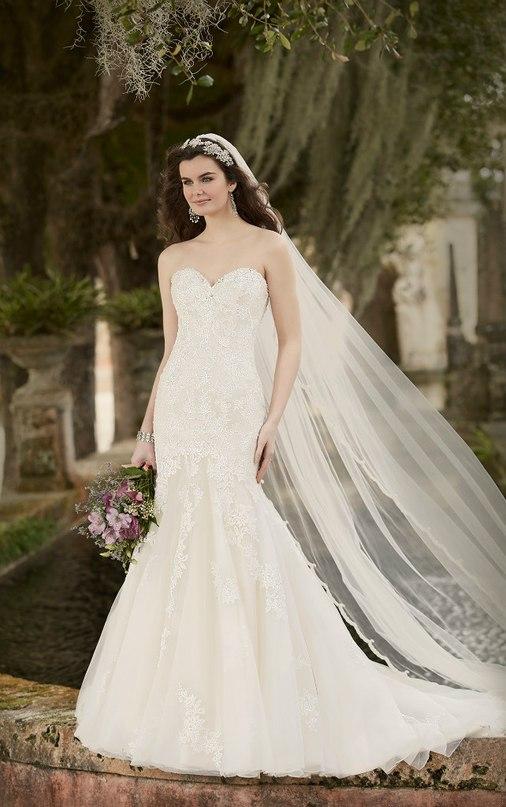XytEj6TF5FM - Свадебное платье: коллекция 2016 Essense